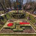 Photos: 2014年4月5日 駿府公園 チューリップ花壇 HDR