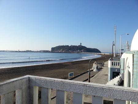 121216 片瀬東浜