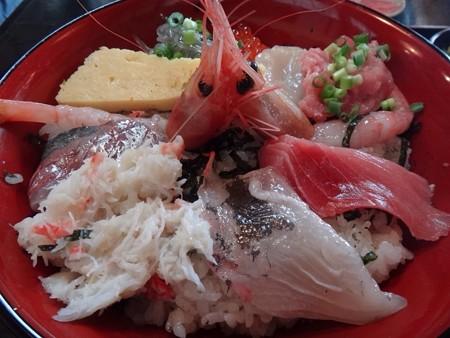 130429 藤浪・海鮮丼