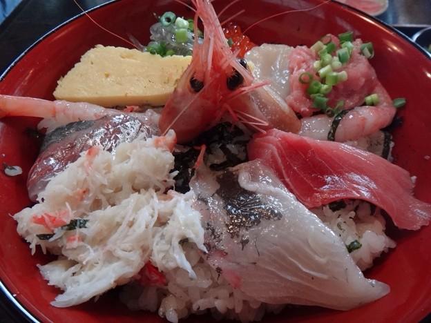 写真: 130429 藤浪・海鮮丼