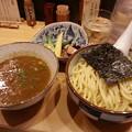写真: 130904 篝 濃厚辛つけ麺