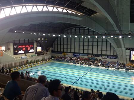 130913 東京辰巳国際水泳場