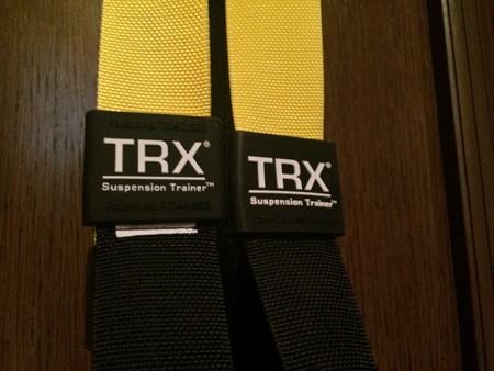 131120 TRX Training