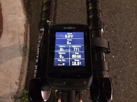 131205 自転車通勤復路