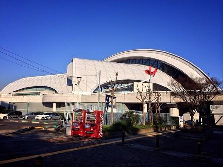 131203 東京辰巳国際水泳場