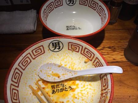 131212 バリ男 つけ麺(完食)