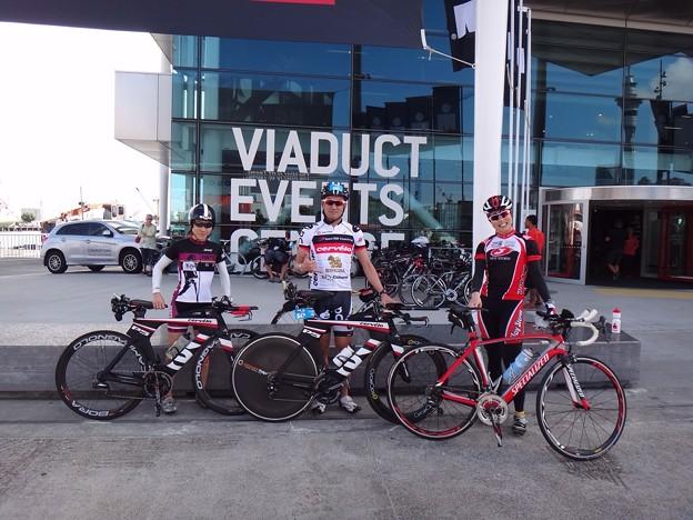 IM 70.3 Auckland Pre-race Training 02