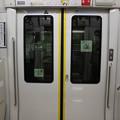 Photos: E233系3000番台のドア 内