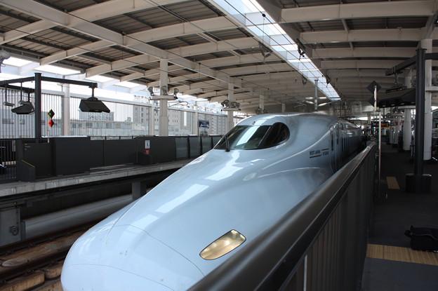 N700系7000番台S19編成 さくら404号 (1)