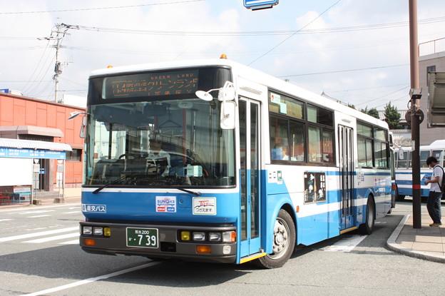 九州産交バス 739号車