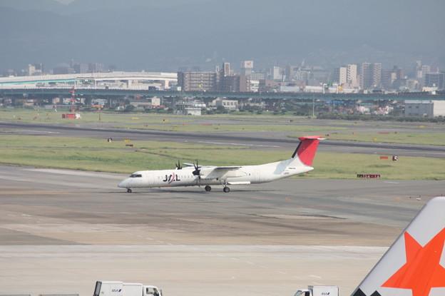 日本エアコミューター JA848C