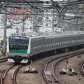 Photos: E233系7000番台ハエ108編成