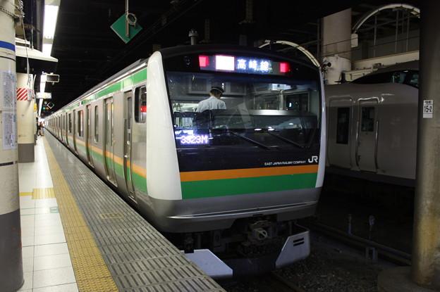 高崎線 E233系3000番台L06編成 3923M 快速アーバン 高崎