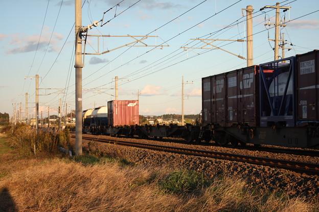 2094レ コンテナ列車 連続写真 (49)