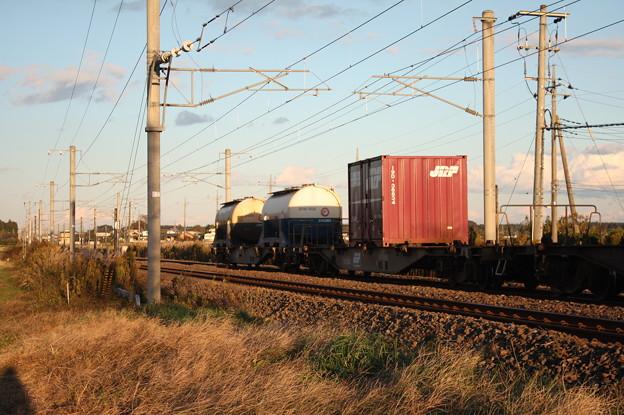 2094レ コンテナ列車 連続写真 (54)