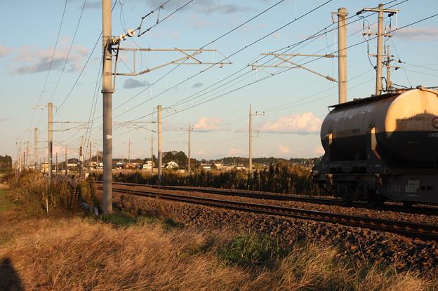 2094レ コンテナ列車 連続写真 (59)
