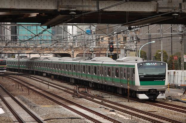 Photos: 埼京線 E233系7000番台ハエ114編成