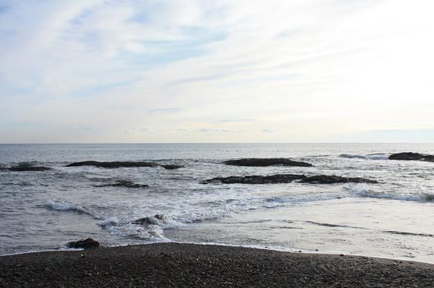 大洗の海 IMG_57890