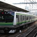 横浜線E233系6000番台H004編成 配給輸送 後追い