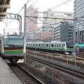 Photos: E233系3000番台と6000番台