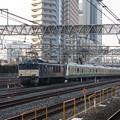 Photos: 横浜線E233系6000番台H004編成 配給輸送 (6)