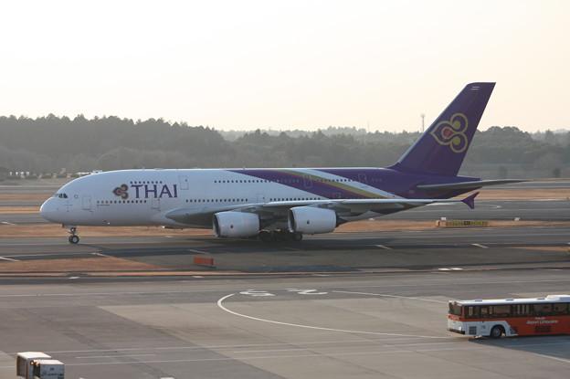 タイ国際航空 エアバスA380