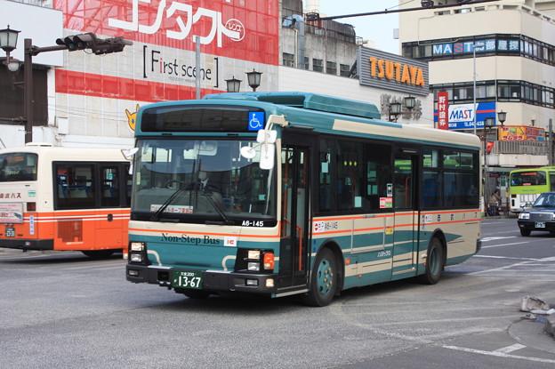 西武バス A6-145号車