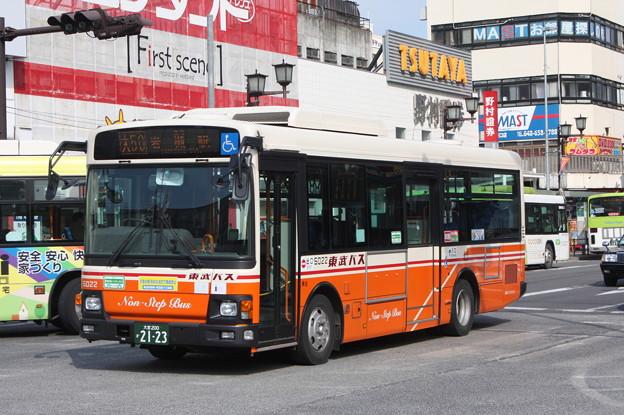 東武バス 5022号車