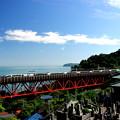 東海道線・根府川鉄橋