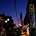 東急多摩川線・鵜の木駅前