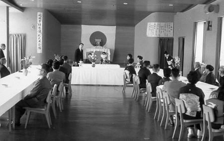 市役所講堂 結婚式