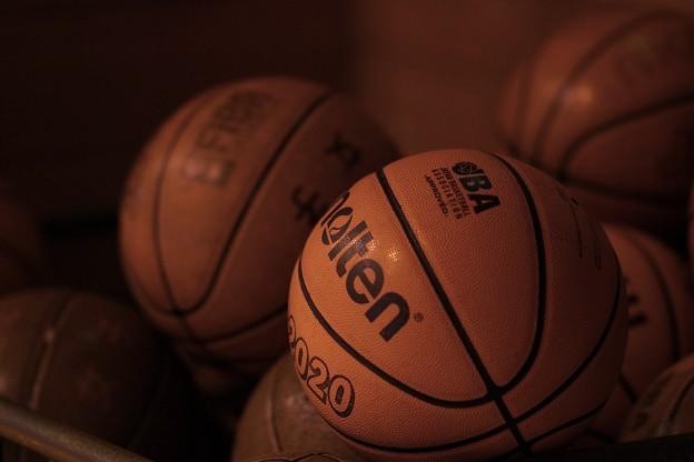写真: ボール