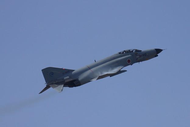 F-4 上昇
