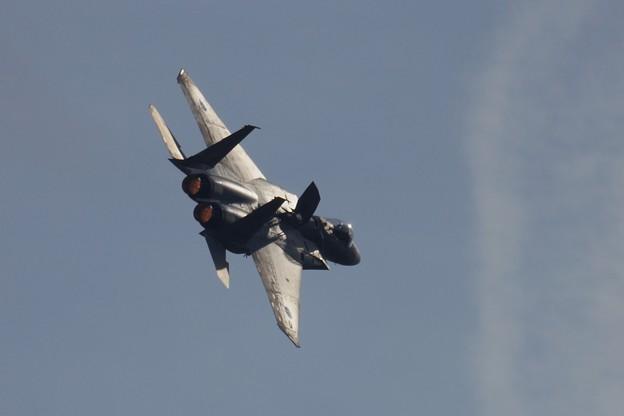F-15J 逆光