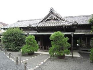 日野宿本陣 屋敷