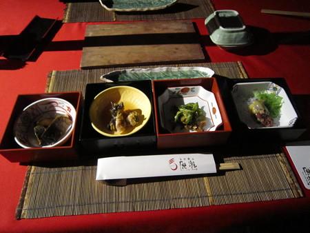 原瀧のお料理