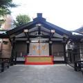 写真: 市守神社の正面