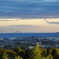 写真: 写真00002  雲はあるけど視界は良好