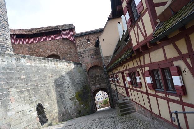 城壁探検2
