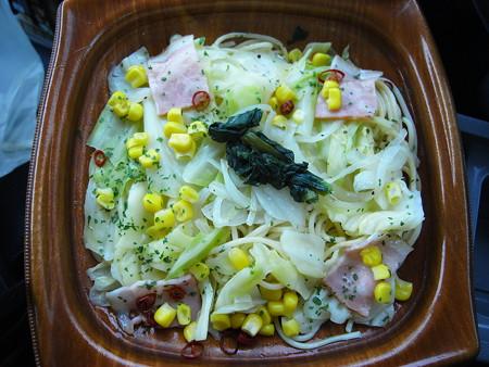 デイリーヤマザキ 1日の1/3分野菜が摂れるペペロンチーノ