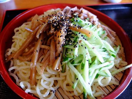 天ぷら五郎 つけラーメン アップ1