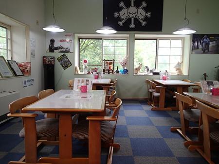 Rider's Cafe 珈琲物語 店内の様子