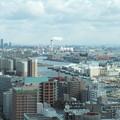 Photos: 神戸市役所展望ロビーから東側を望む