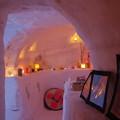 写真: 雪のトンネル