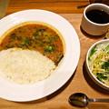 写真: エチオピアカリーキッチン 御茶ノ水ソラシティ店の朝カレーセット(サンバルセット)