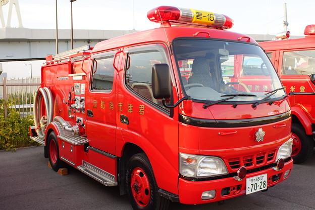千葉県代表 君津市消防団