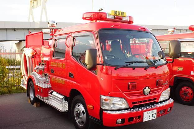 山梨県代表 笛吹市消防団