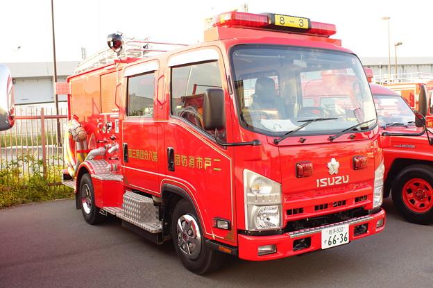 岩手県代表 二戸市消防団