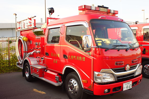 Photos: 大分県代表 九重町消防団