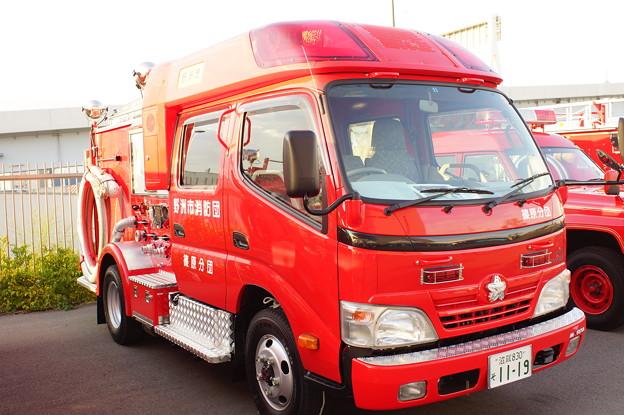 滋賀県代表 野洲市消防団